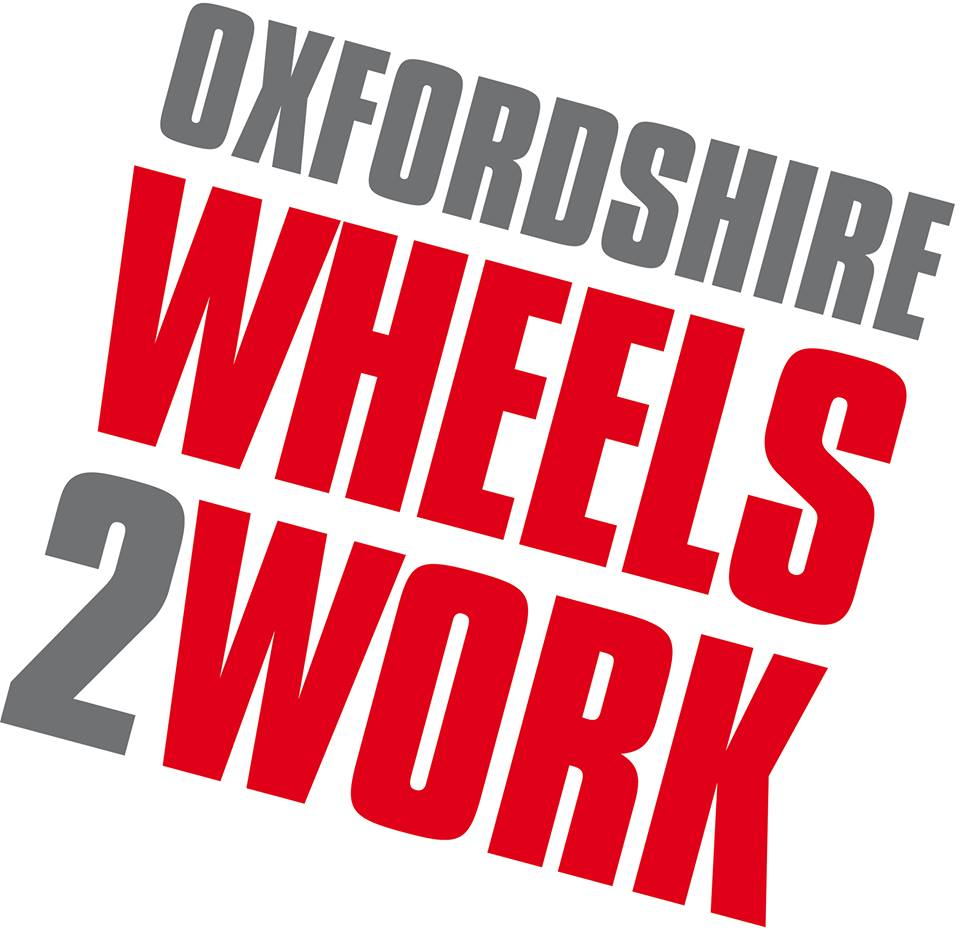 Oxfordshire Wheels 2 Work Scheme in Abingdon