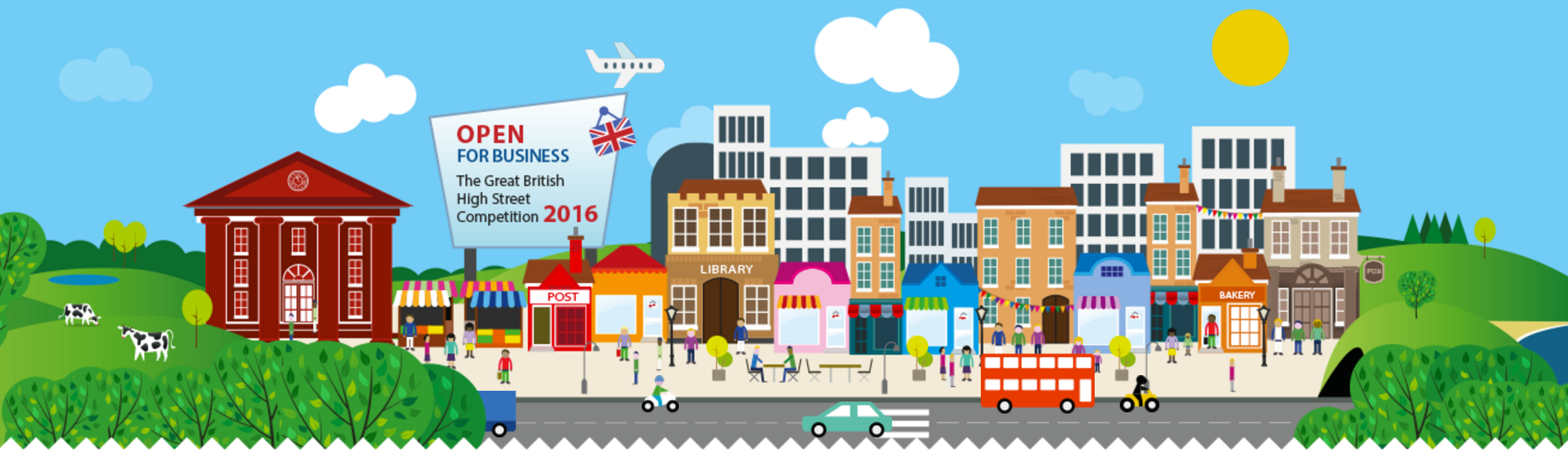 The Great British High Street Competition 2016