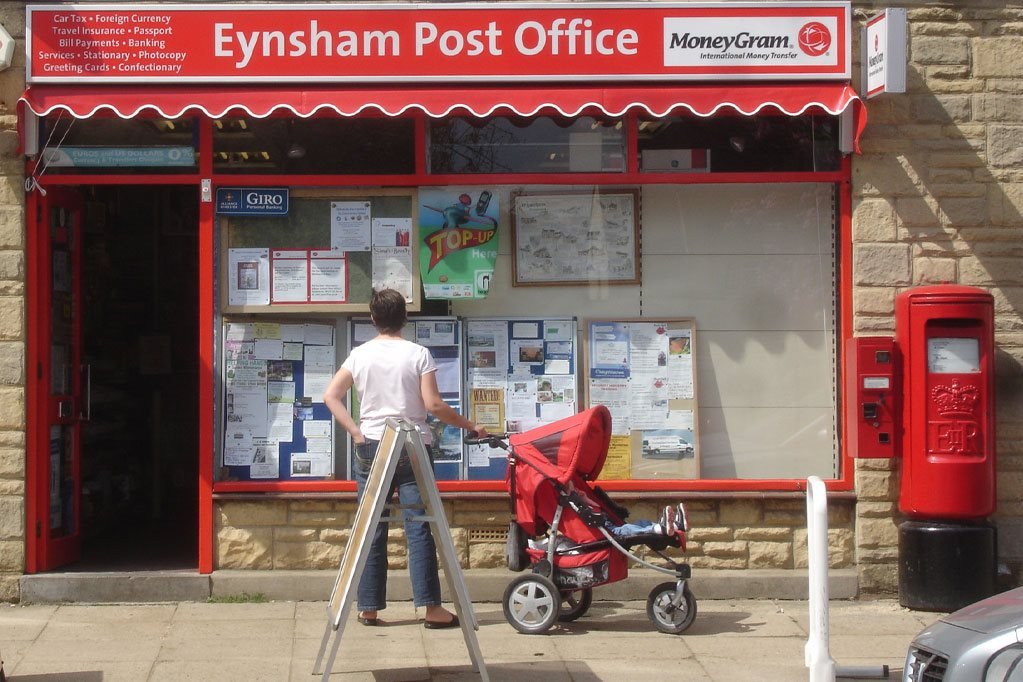 Have your say on the future of the Post Office network