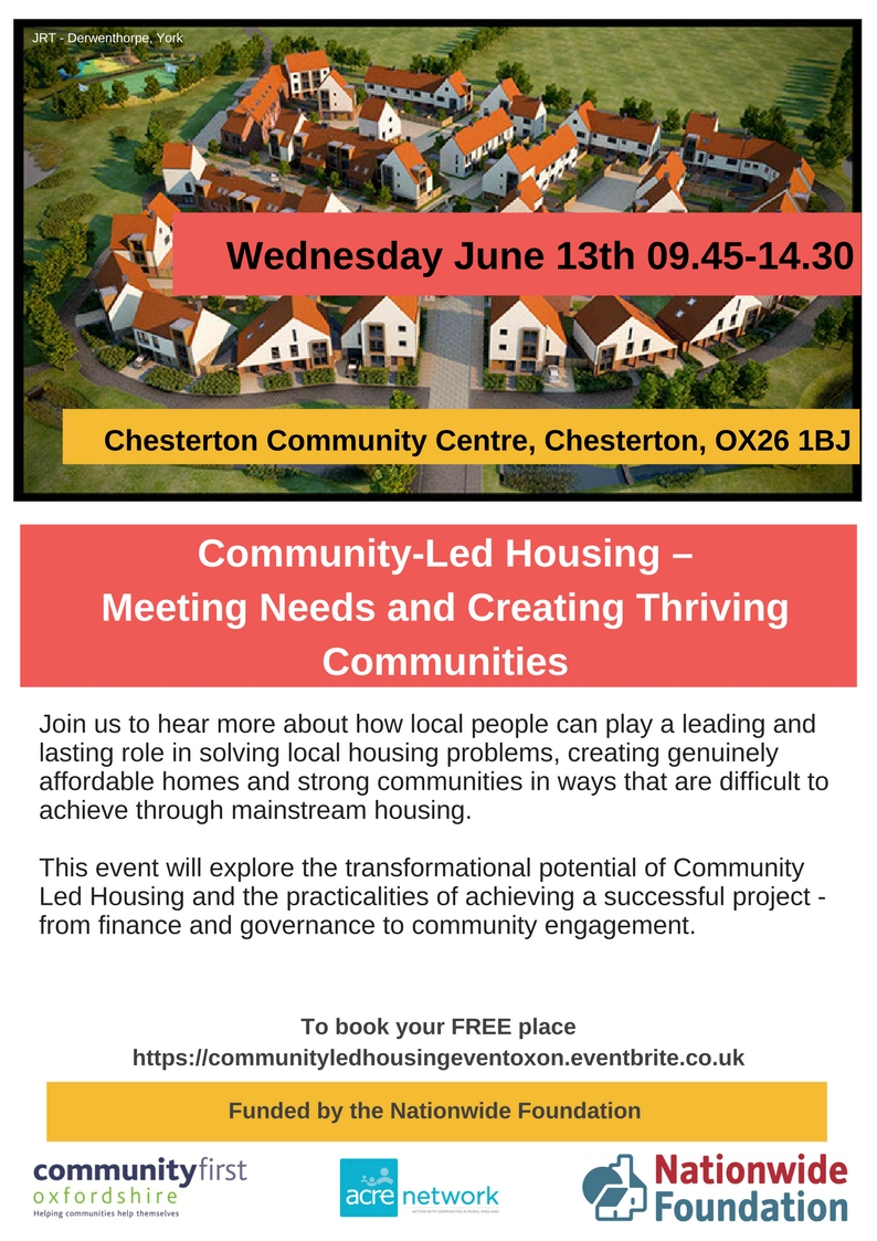 Community Led Housing Conference