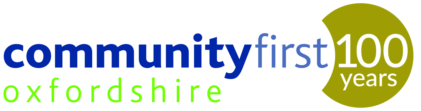 Community First Oxforshire Logo