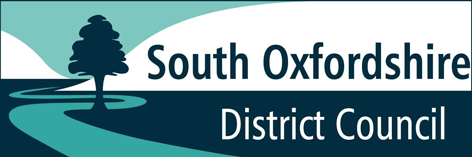 South Oxfordshire logo