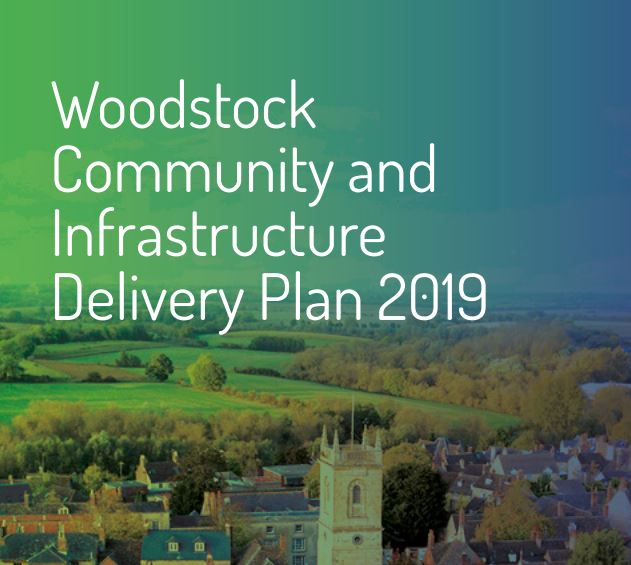 Woodstock Community and Infrastructure Delivery Plan feature
