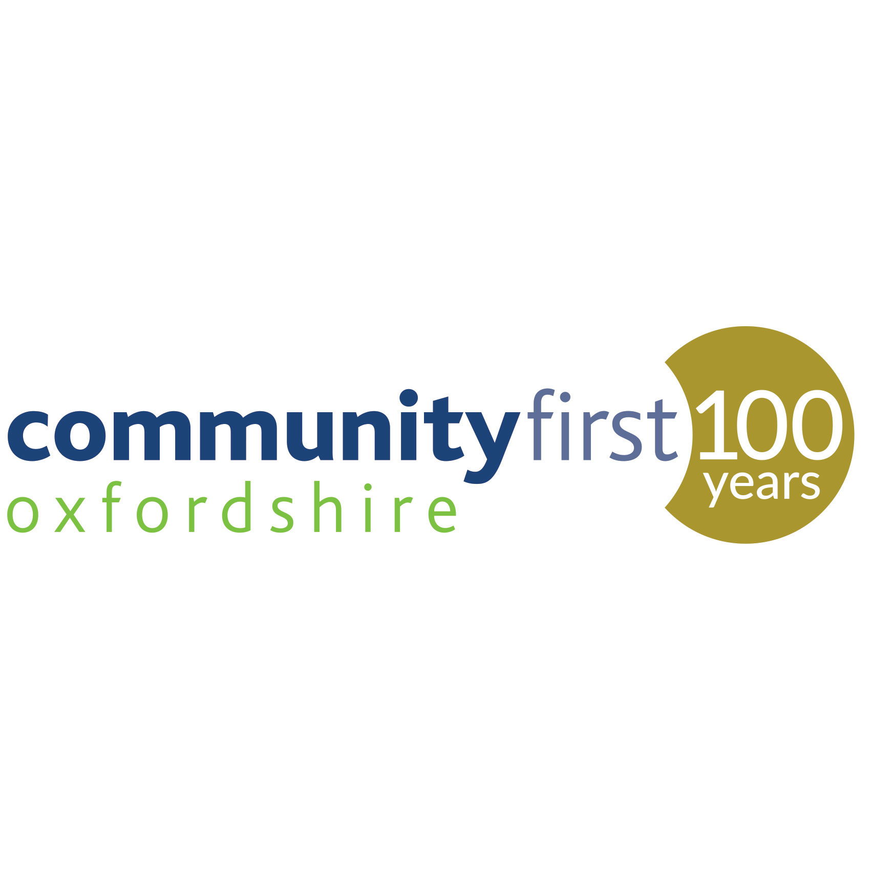 Community First Oxfordshire is 100!