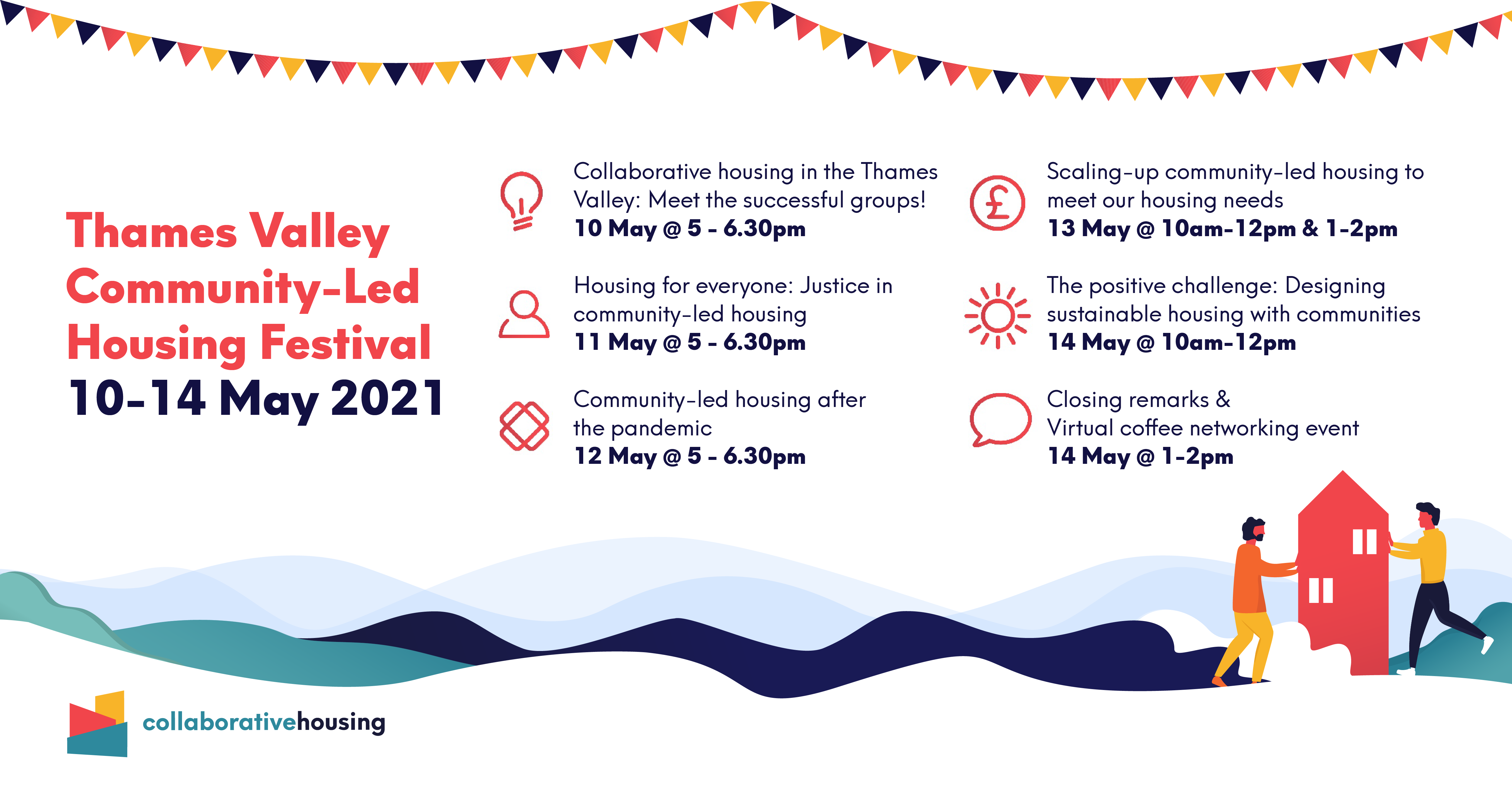 Thames Valley Community-led Housing Festival: 10 -14 May feature