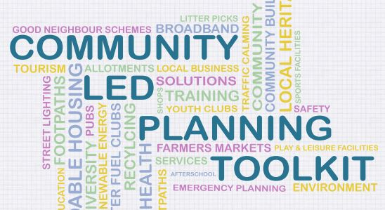Community-led Planning feature