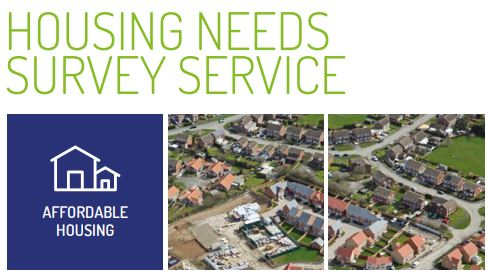 Housing Needs Surveys feature