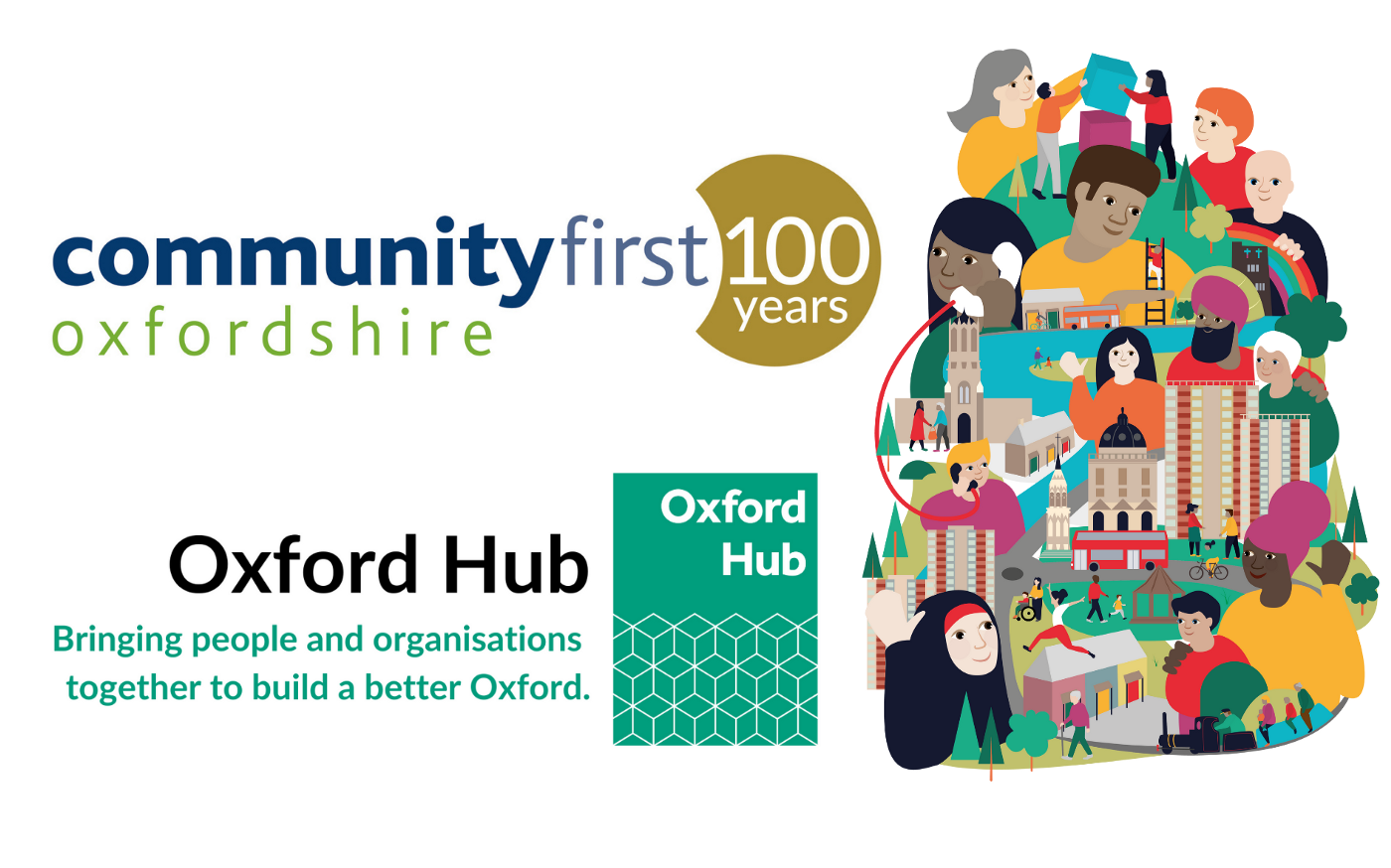 Oxford Red Arrow volunteer driver scheme is now part of Oxford Hub, Together Neighbours feature