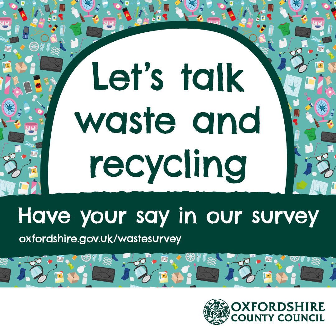 Lets talk waste and recycling. feature